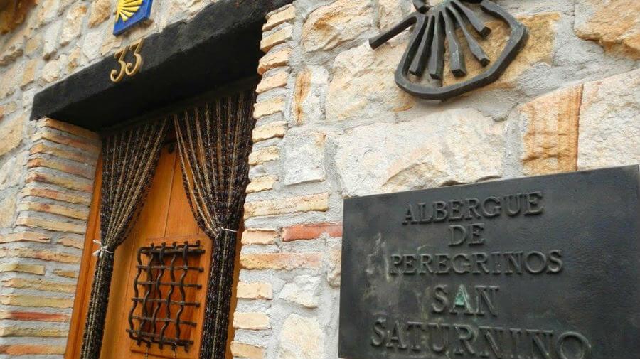 Albergue de peregrinos San Saturnino, Ventosa, La Rioja - Camino Francés :: Albergues del Camino de Santiago