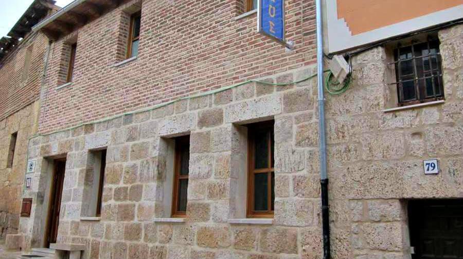 Albergue de peregrinos Ultreia, Castrojeriz, Burgos - Camino Francés :: Albergues del Camino de Santiago