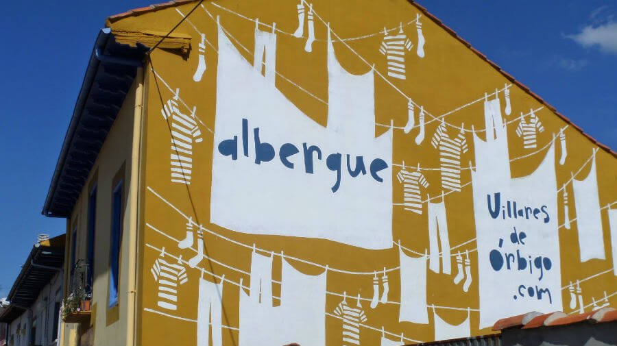 Albergue Villares de Órbigo, Villares de Órbigo, León - Camino Francés :: Albergues del Camino de Santiago