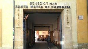 Albergue de peregrinos del Monasterio de las Benedictinas (Carbajalas), León - Camino Francés :: Albergues del Camino de Santiago
