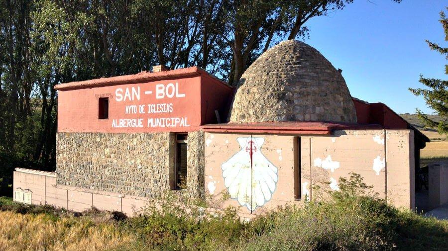Albergue de peregrinos municipal de Arroyo San Bol (Iglesias), Burgos - Camino Francés :: Albergues del Caminio de Santiago