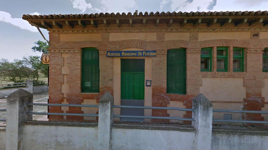 Albergue de peregrinos municipal de Boadilla del Camino, Palencia - Camino Francés :: Albergues del Camino de Santiago