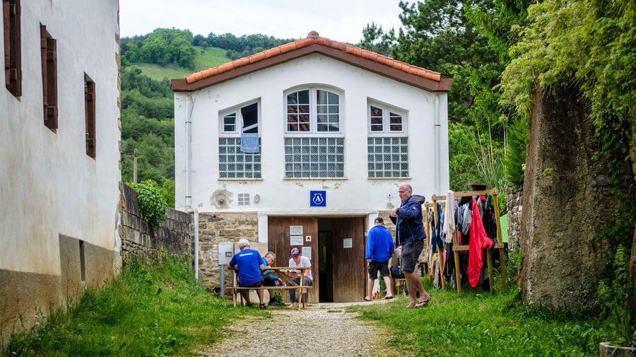 Albergue de peregrinos del Concejo de Larrasoaña, Navarra - Camino Francés :: Albergues del Camino de Santiago
