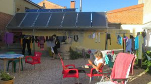 Albergue de peregrinos municipal de Frómista, Palencia - Camino Francés :: Albergues del Camino de Santiago