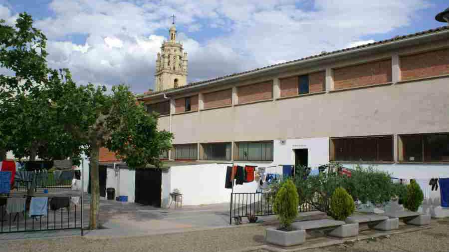 Albergue de peregrinos Isaac Santiago, Los Arcos, Navarra - Camino Francés :: Albergues del Camino de Santiago
