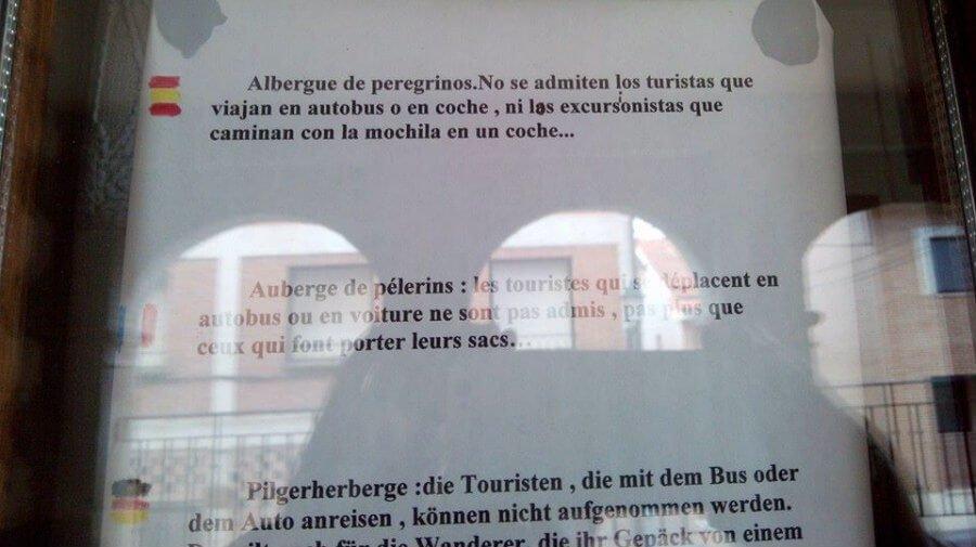 Albergue de peregrinos municipal de Navarrete, La Rioja - Camino Francés :: Albergues del Camino de Santiago