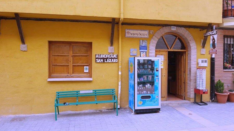 Albergue municipal de peregrinos San Lázaro, Redecilla del Camino, Burgos - Camino Francés :: Albergues del Camino de Santiago