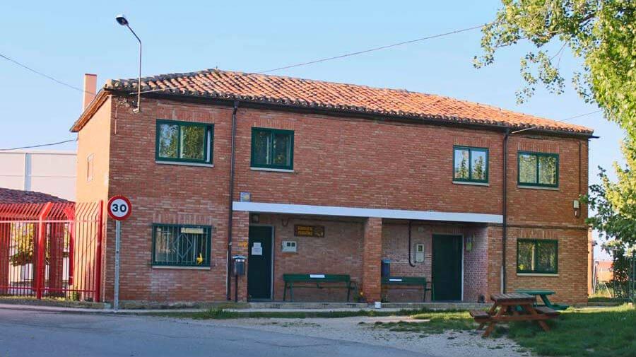 Albergue de peregrinos municipal de Tardajos, Burgos - Camino Francés :: Albergues del Camino de Santiago