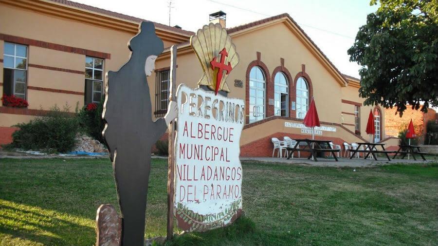 Albergue de peregrinos municipal de Villadangos del Páramo, León - Camino Francés :: Albergues del Camino de Santiago