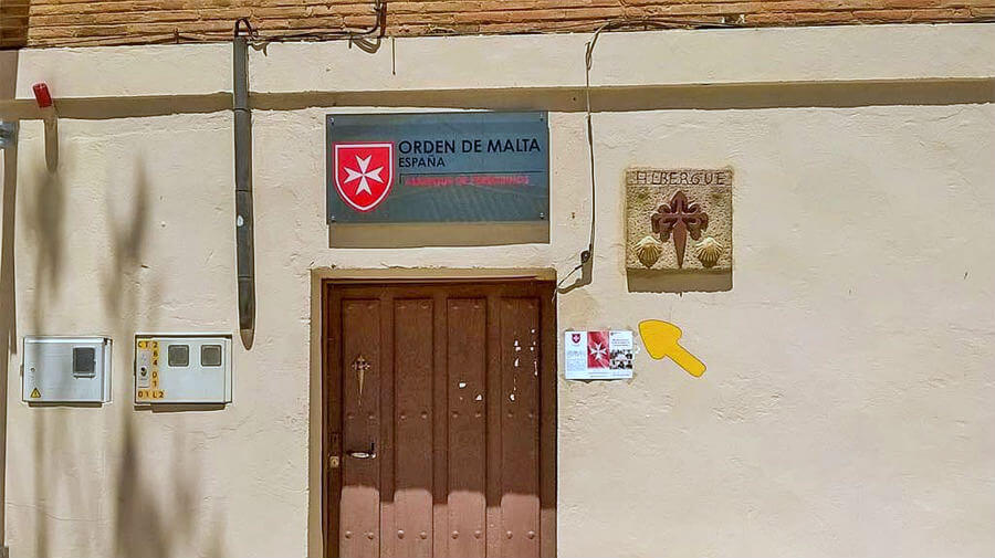 Albergue de peregrinos municipal de Villalcázar de Sirga, Palencia - Camino Francés :: Albergues del Camino de Santiago
