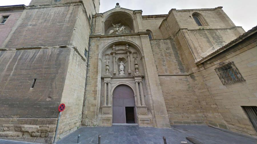 Albergue parroquial Santiago el Real, Logroño, La Rioja - Camino Francés :: Albergues del Camino de Santiago