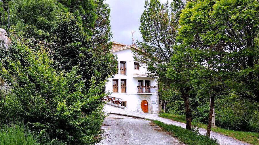 Albergue de peregrinos Parroquial de Zabaldika, Navarra - Camino Francés :: Albergues del Camino de Santiago