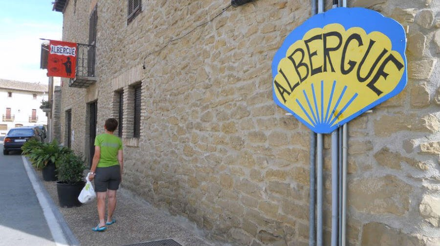 Albergue de peregrinos Usda, Obanos, Navarra - Camino Francés :: Albergues del Camino de Santiago