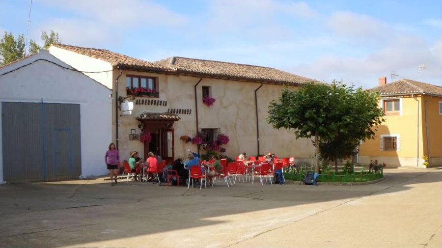 Albergue de peregrinos Alberguería Laganares, San Nicolás del Real Camino, Palencia - Camino Francés :: Albergues del Camino de Santiago