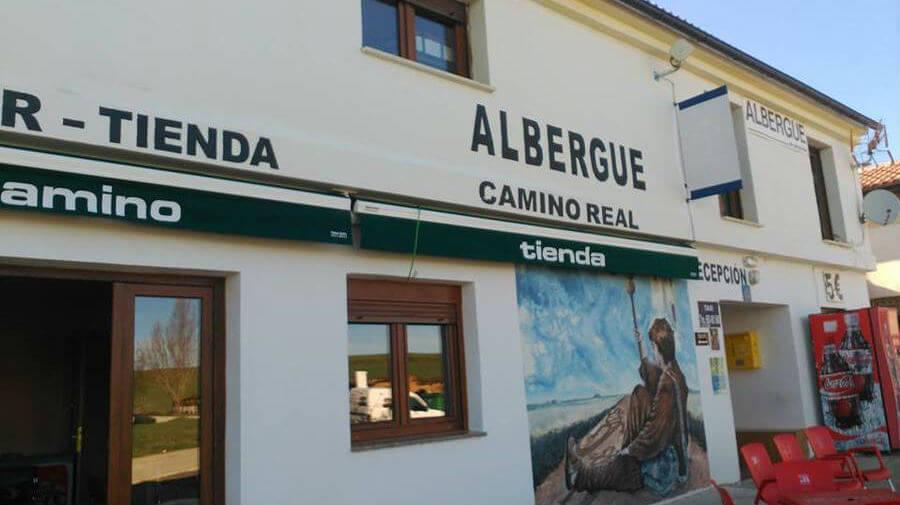 Albergue de peregrinos Camino Real, Calzadilla de la Cueza, Palencia - Camino Francés :: Albergues del Camino de Santiago