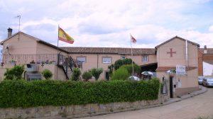 Albergue Jacques de Molay, Terradillos de los Templarios, Palencia - Camino Francés :: Albergues del Camino de Santiago