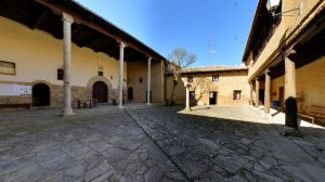 Albergue de peregrinos del Convento de Santa Clara, Carrión de los Condes, Palencia - Camino Francés :: Albergues del Camino de Santiago