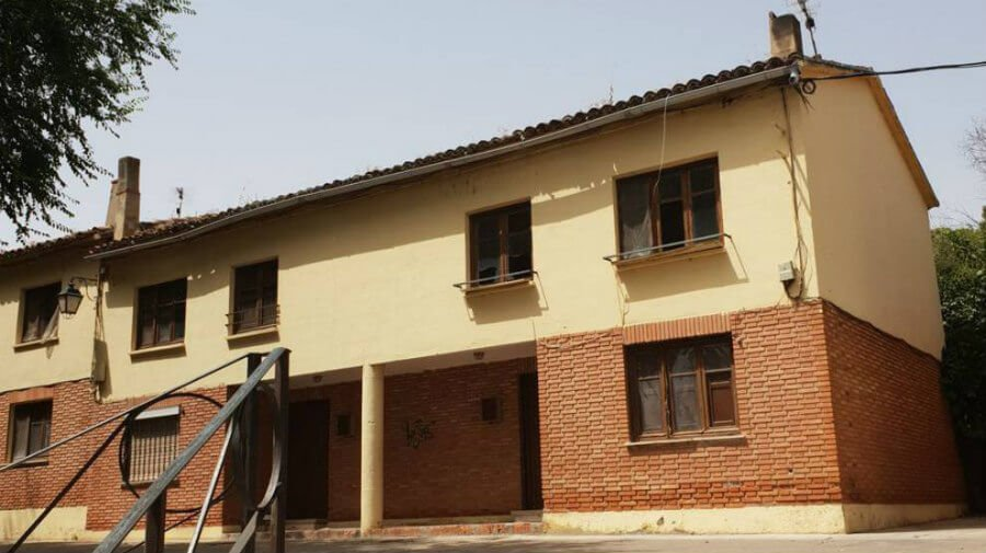 Simancas pide ayuda a la Diputación para hacer un albergue de peregrinos