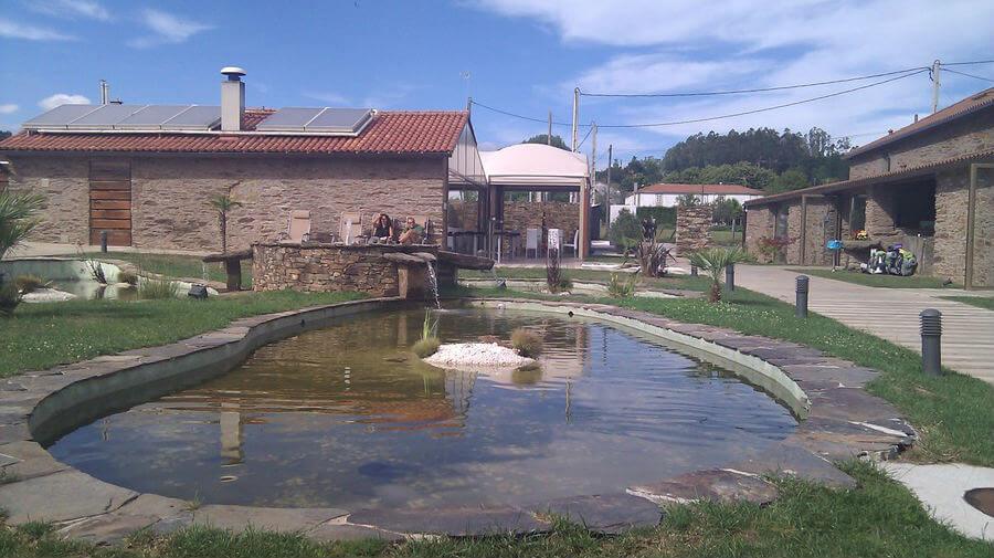 Albergue La Pousada de Salceda, Salceda, La Coruña - Camino Francés :: Albergues del Camino de Santiago