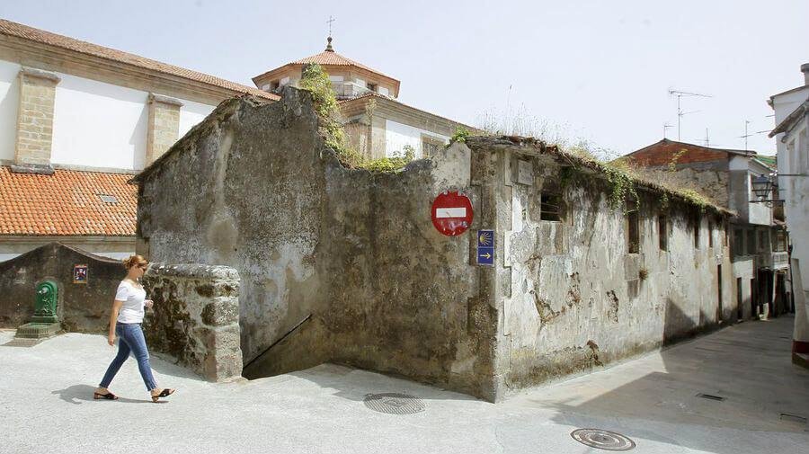 Pontedeume creará un nuevo albergue de peregrinos en el antiguo hospital