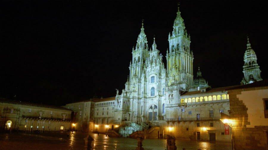Catedral de Santiago de Compostela (Foto: Turismo de Santiago) :: Guía del Camino de Santiago