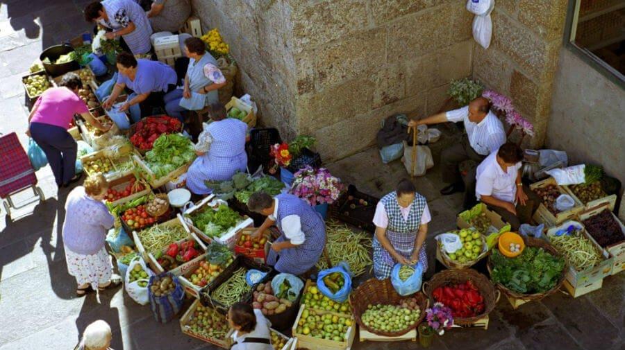Mercado de Abastos de Santiago de Compostela (Foto: Turismo de Santiago) :: Guía del Camino de Santiago