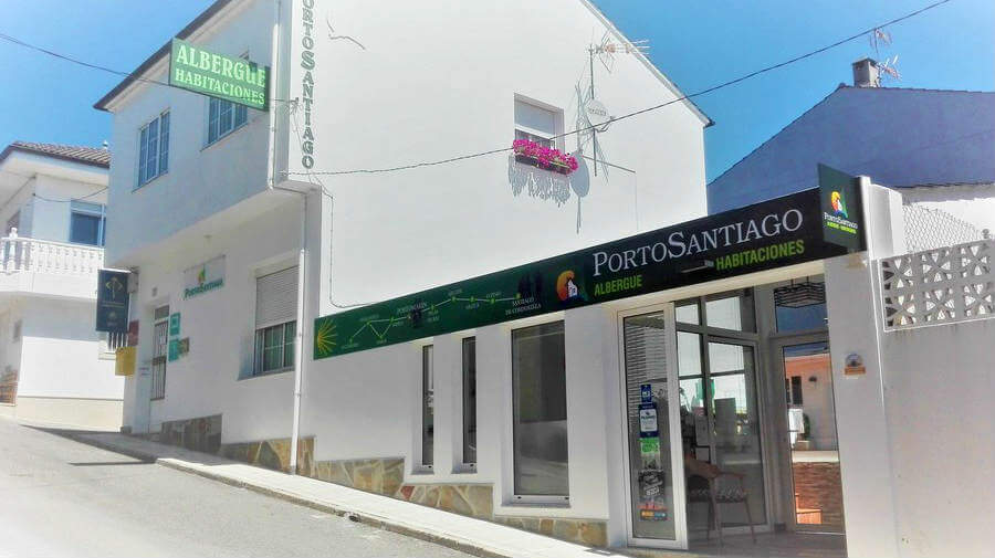 Albergue PortoSantiago, Portomarín - Camino Francés :: Albergues del Camino de Santiago