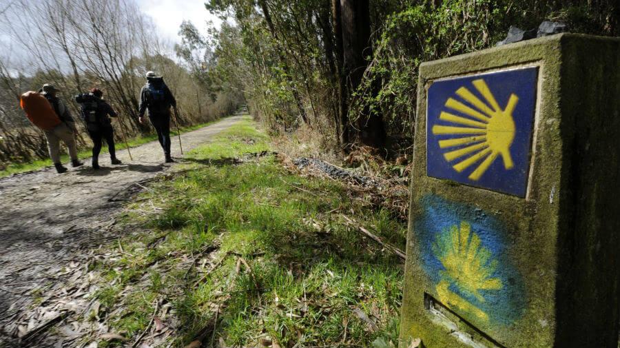 Peregrinos d el Camino del Norte en Galicia :: Albergues del Camino de Santiago