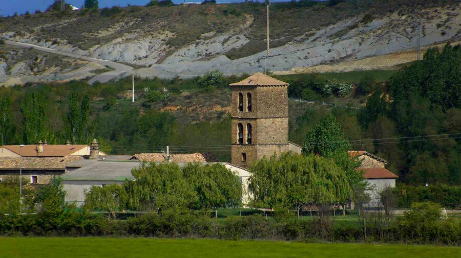 Santa Cilia de Jaca (Huesca) - Camino Aragonés :: Albergues del Camino de Santiago