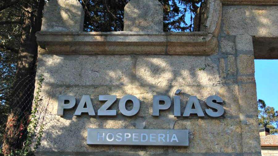 Albergue-Hospedería Pazo Pías, A Ramallosa - Camino Portugués por la Costa :: Albergues del Camino de Santiago
