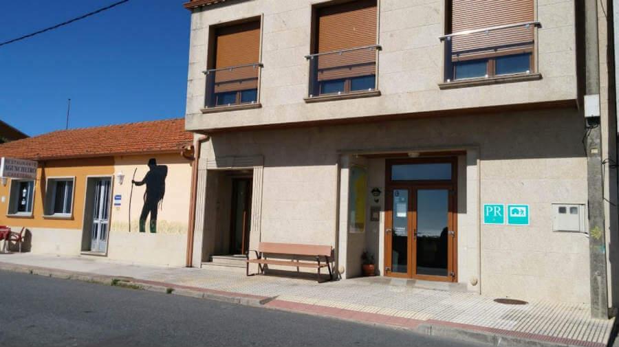Albergue Aguncheiro, Porto Mougás, Pontevedra - Camino Portugués por la Costa :: Albergues del Camino de Santiago