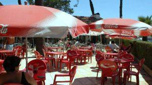 Albergue Camping Orbitur - Angeiras, Lavra, Portugal - Camino Portugués por la Costa :: Albergues del Camino de Santiago