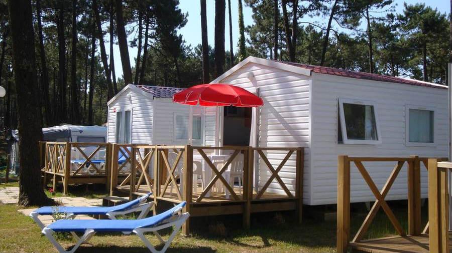 Albergue Camping Orbitur - Viana do Castelo, Portugal - Camino Portugués por la Costa :: Albergues del Camino de Santiago
