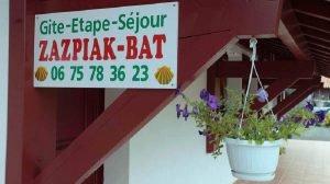 Albergue Gîte Zazpiak-Bat, Saint Jean Pied de Port, Francia - Camino Francés :: Albergues del Camino de Santiago