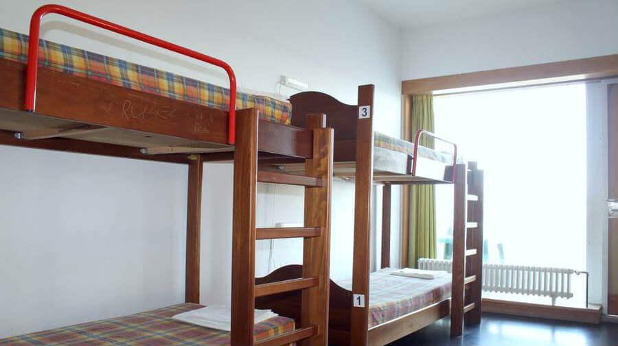 Albergue HI Hostel - Pousada da Juventude de Viana do Castelo, Portugal - Camino Portugués por la Costa :: Albergues del Camino de Santiago