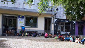 Albergue de peregrinos La Posada de Doña Urraca, Caldas de Reis, Pontevedra - Camino Portugués :: Albergues del Camino de Santiago