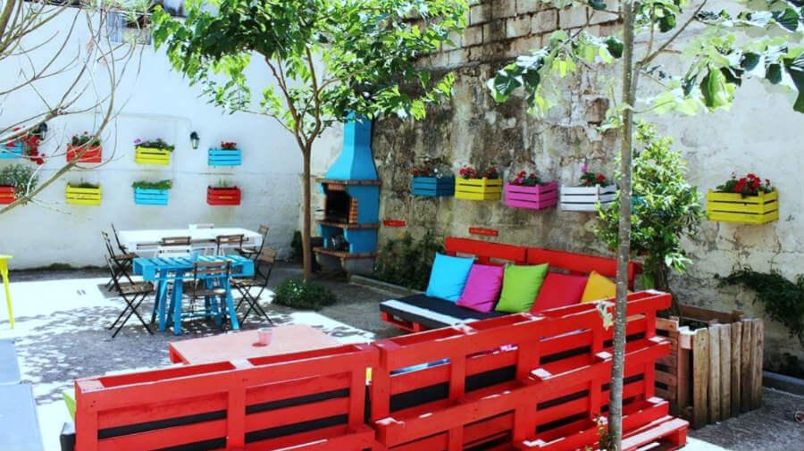 Albergue Oporto City Hostel, Oporto - Camino Portugués por la Costa :: Albergues del Camino de Santiago