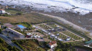 Albergue Solidario del Camping Mougás, A Ermida, Pontevedra - Camino Portugués por la Costa :: Albergues del Camino de Santiago