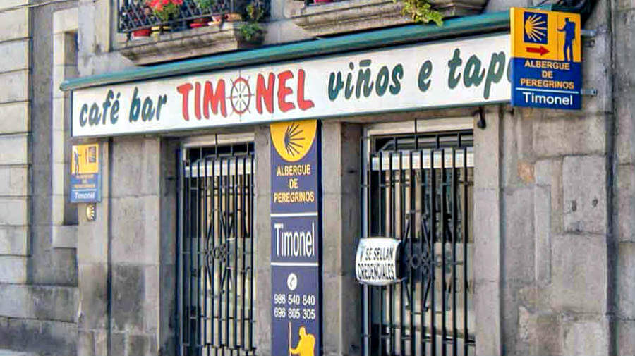 Albergue de peregrinos Timonel, Caldas de Reis, Pontevedra - Camino Portugués :: Albergues del Camino de Santiago