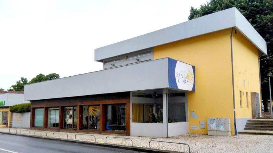 Albergue de peregrinos Santa Clara, Vila do Conde, Portugal - Camino Portugués por la Costa :: Albergues del Camino de Santiago