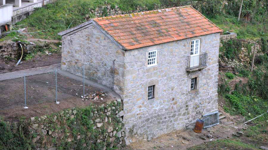 Albergue do Peregrino - Nossa Senhora do Rosário de Vilar, Oporto - Camino Portugués por la Costa :: Albergues del Camino de Santiago