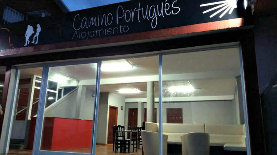 Albergue Alojamiento Camino Portugués Oia, Viladesuso, Pontevedra - Camino Portugués por la Costa :: Albergues del Camino de Santiago