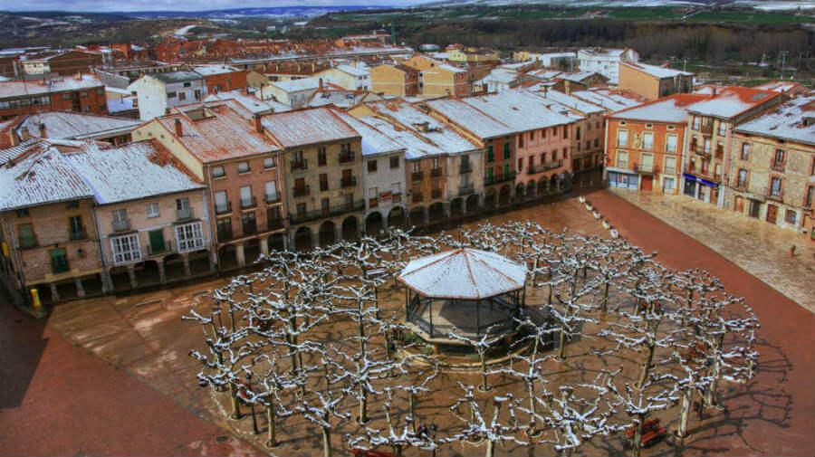 Belorado, Burgos, Camino Francés :: Albergues del Camino de Santiago