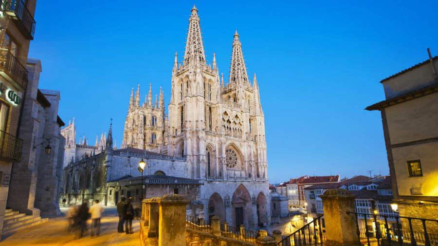 Burgos, Camino Francés :: Guía del Camino de Santiago
