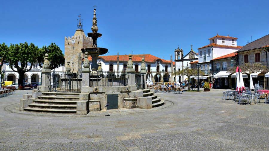 Caminha, Portugal, Camino de Santiago Portugués por la Costa :: Guía del Camino de Santiago