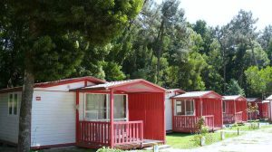 Albergue Camping Orbitur - Caminha, Portugal - Camino Portugués por la Costa :: Albergues del Camino de Santiago