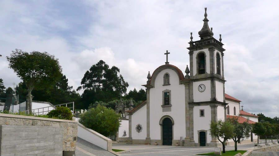 Iglesia de Santiago,Castelo do Neiva, Portugal - Camino Portugués por la Costa :: Albergues del Camino de Santiago