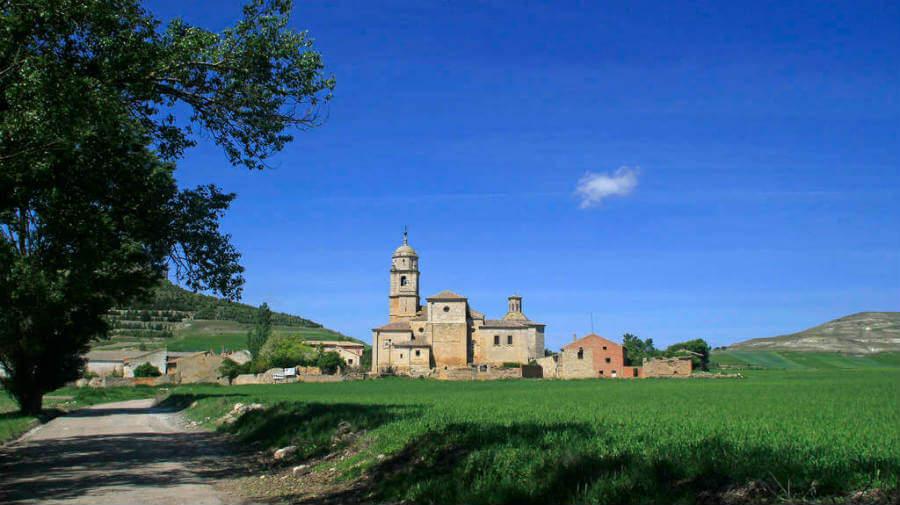 Castrojeriz, Burgos, Camino Francés :: Guía del Camino de Santiago