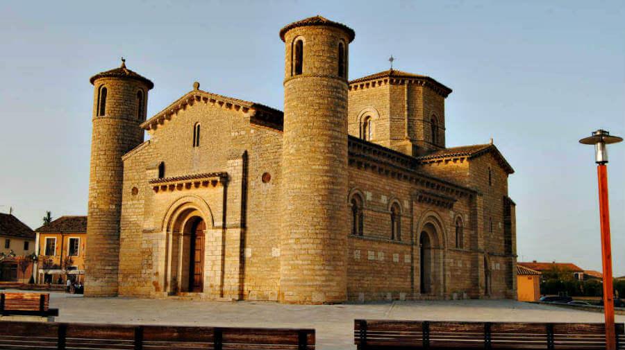Frómista, Palencia, Camino Francés :: Albergues del Camino de Santiago