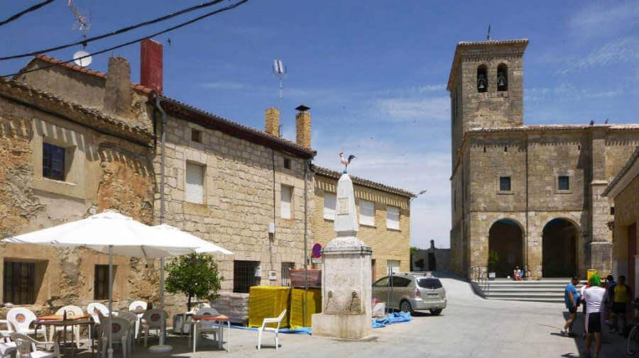 Hornillos del Camino, Burgos, Camino Francés :: Albergues del Camino de Santiago